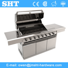 Best Price Excellent Quality Full Stainless Steel Gas Bbq Grill Outdoor