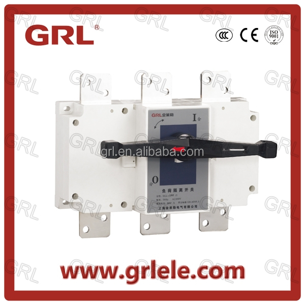 HGL-1000A/3P Isolator switch 3 poles