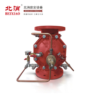 Ductile Cast Iron Safety Relief Valves