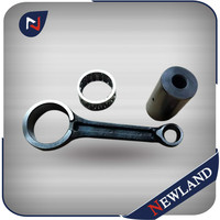 New Arrival Motorcycles Part Connecting Rod For Bajaj YX100 (Copper Plating)