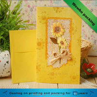chrismas paper handmade cards/handmade paper greeting cards designs