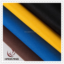 Oxford 600d x 300d pvc pu coated cloth
