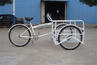 Customized unique cargo bicycle tricycle