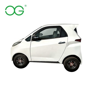 Cheapest Chinese Electric Car only 2000 dollars four seats