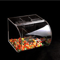 acrylic candy bulk bin,clear acrylic stackable candy bins