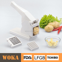 Potato Press Slice Fresh Restaurant Fries French Fry Cutter