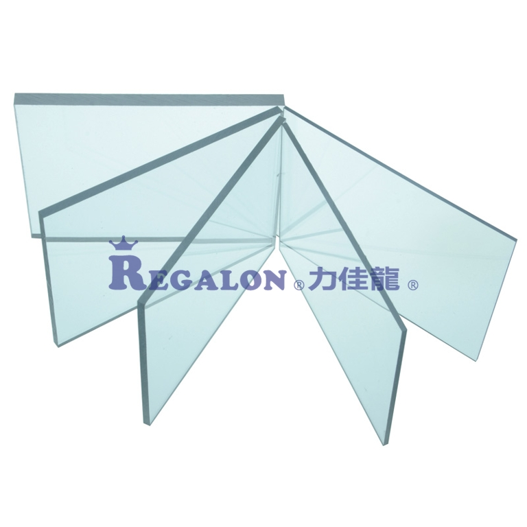 Solid Colored Polycarbonate Sheet Roofing