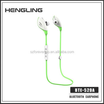 HENGLING patent Bluetooth Wireless Stereo,bluetooth earphone for cellphone with CSR4.0