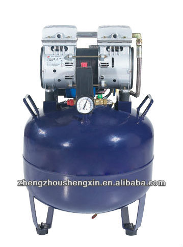 Huabao Oil Free Air Compressor made in shanghai