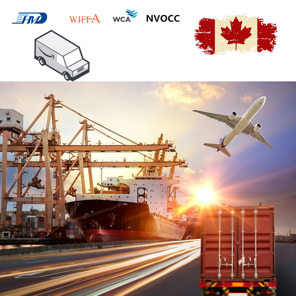FBA Amazon Tianjin Canada Shipping Forwarding Agent China Warehouse Consolidation