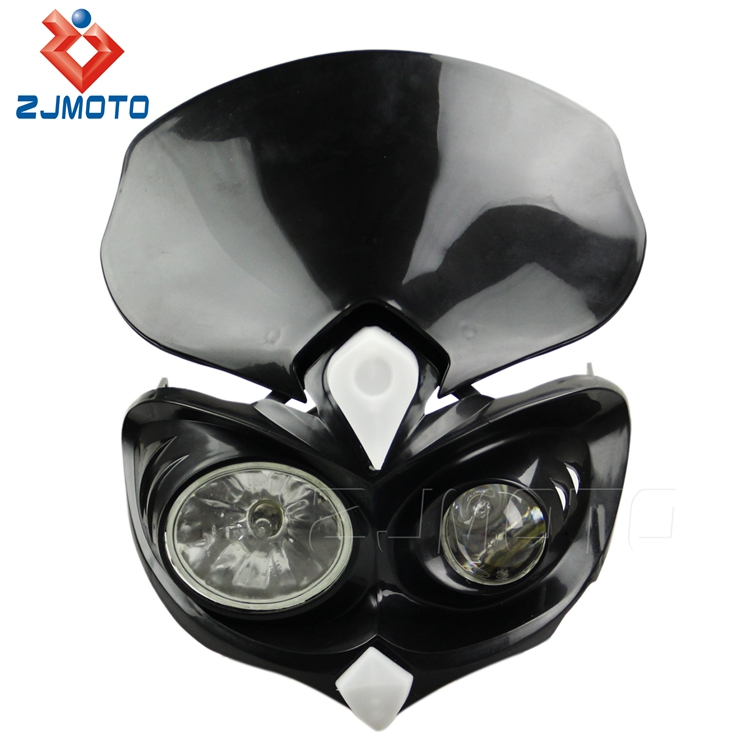 fashion cool popular design RTD New Popular Motorcycle LED Headlight