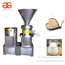 Commercial Wet Rice Peanut Butter Grinding Machine Milk Butter Making Machine