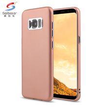 Shockproof tpu mobile phone back cover case for samsung galaxy s8 s8 plus