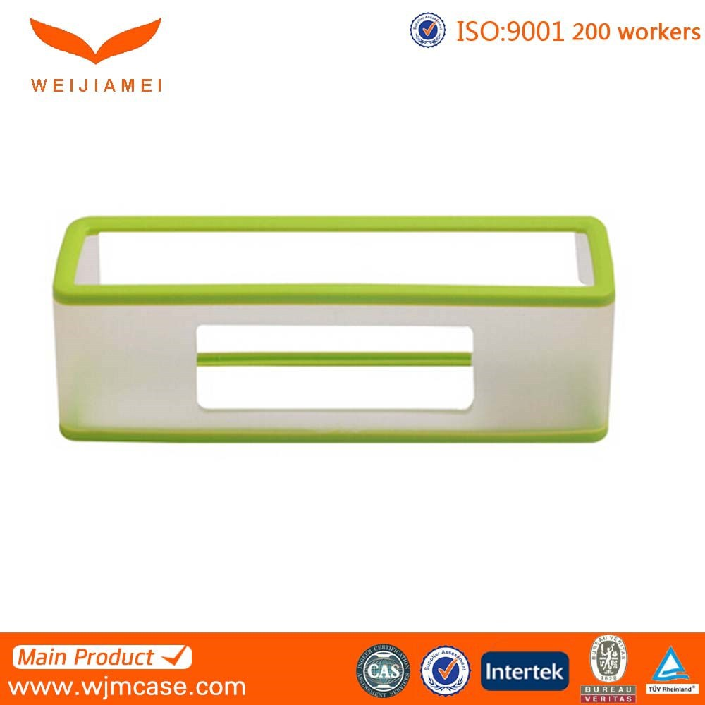 Electronic Product Custom Soft Protective Silicone Outdoor Speaker Covers Manufacturer