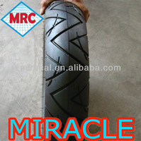 China Durable Scooter Tire / Motorcycle Tire 100/90-12