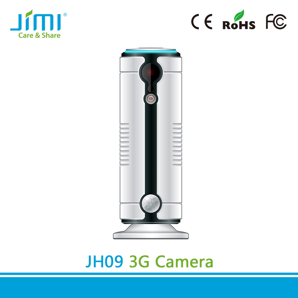 Wireless Home Security Remote Monitoring Camera Mini 4g indoor wireless 3g ip camera