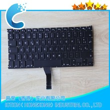 For Macbook Air A1369 A1466 keyboard Spanish 2011 2012 Tested