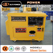 Promotions price! Big discount on silent diesel generator 5kw