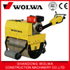 Compact asphalt surface machine, mini smooth drum or trench road roller