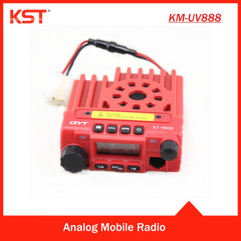 KST KM-UV888 Mini Dual Band Dual Display And Dual Standby Mobile radio