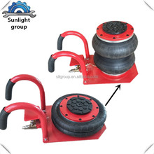 Best two rubber bag lifting jack for car tire repairing