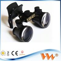 3w led headlight dental magnifier3.5x factory