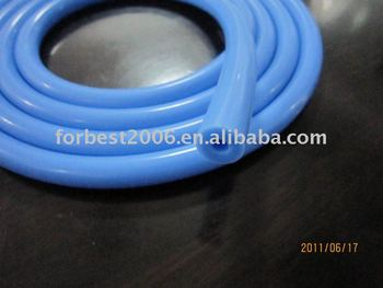 hotsale 4mm*12mm blue silicone hose in good quality