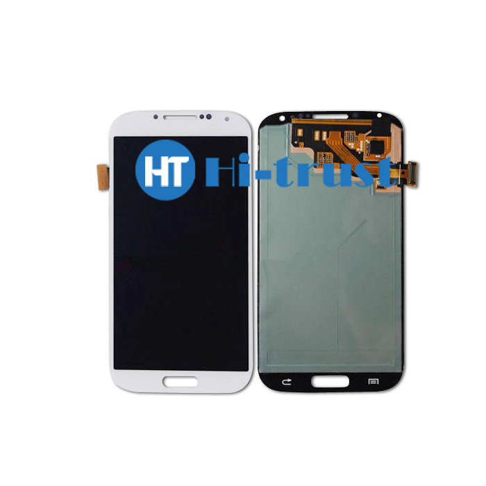 DHL Free Shipping! 100% Guarantee Original New hot sale recycling replacement for samsung galaxy s4 lcd i9500 digitizer assembly