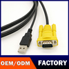 Good Speed High Quality VGA AM USB2.0 printer KVM Cable