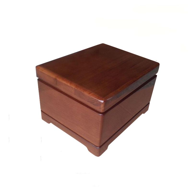Chinese Supply High-Grade Customized Urn Box Coffin Box TD-U01