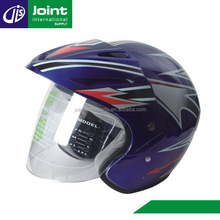 Motorcycel Accessories Custom ABS And PP Open Face Half Helmet