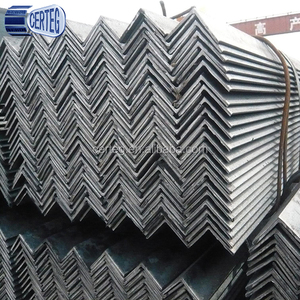 price of iron construction made in china angle bar for goods shelf
