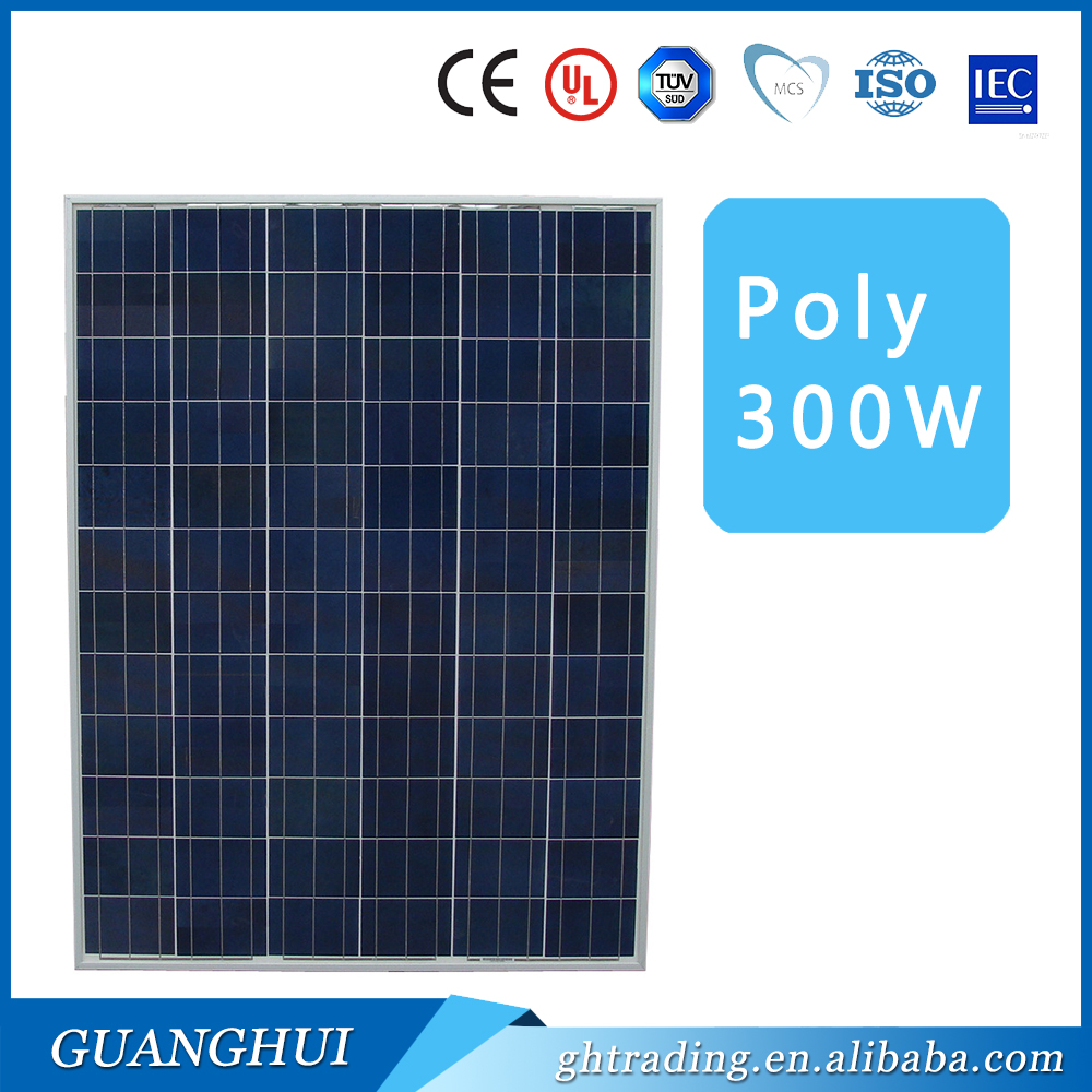 cheap c grade poly / mono 100w 150w 250w solar panel in stock