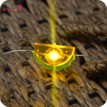 Jack Fruit Led Fairy String Light 10 Led Holiday Lights Garland Led Battery Powered