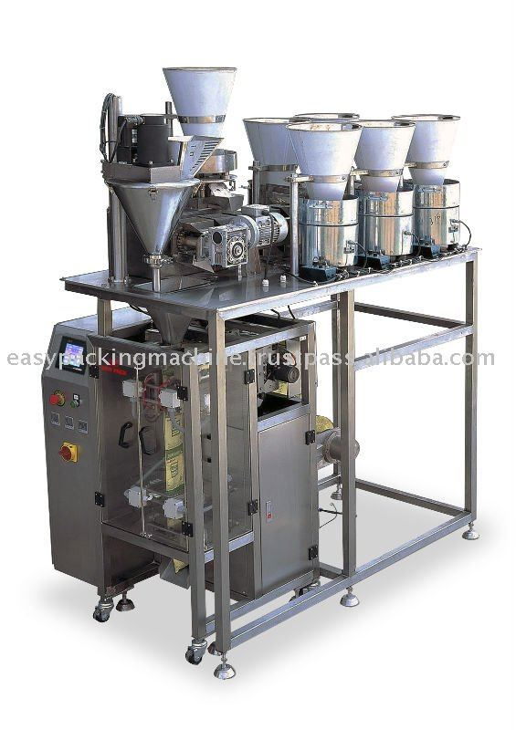 MULTI PRODUCT AUTO PACKING MACHINE