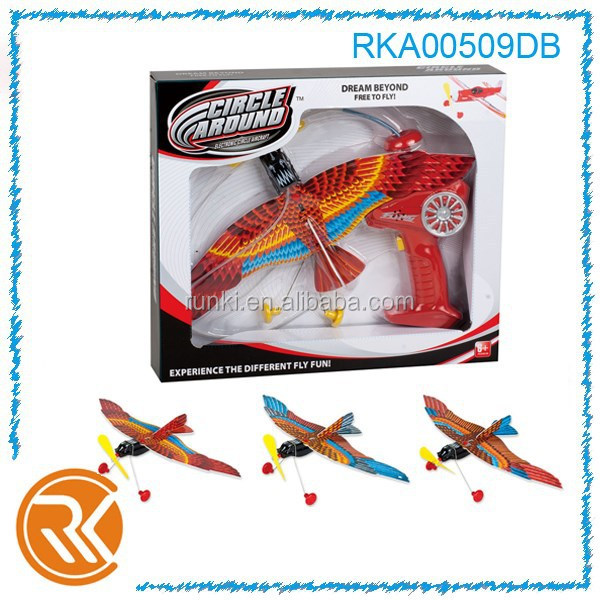 Hot selling electric kid toy plane battery operated plane