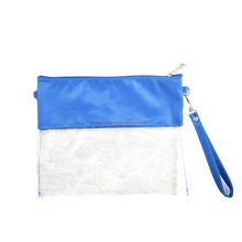 Wholesale Fashion Monogrammed Clear Wristlet For Women