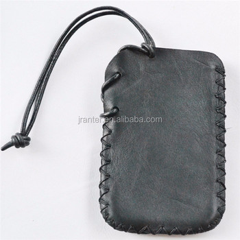 Customized Leather Pouch for iPhone Case Waterproof for iPhone Case 4s