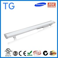 Meanwell Driver and Dimmable UL led high bay light, 5 years warranty 60w 80w 100w120w 160w 200w UL led high bay light