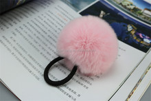 purse hanging key chain/car hanging pendant/fur ball pom