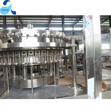 Automatic Carbonated Beverage Production Line/ 3-in-1 Soft Drink Filling Machine