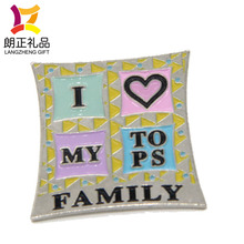 family memorial lapel pin badge from pin china manufacturers