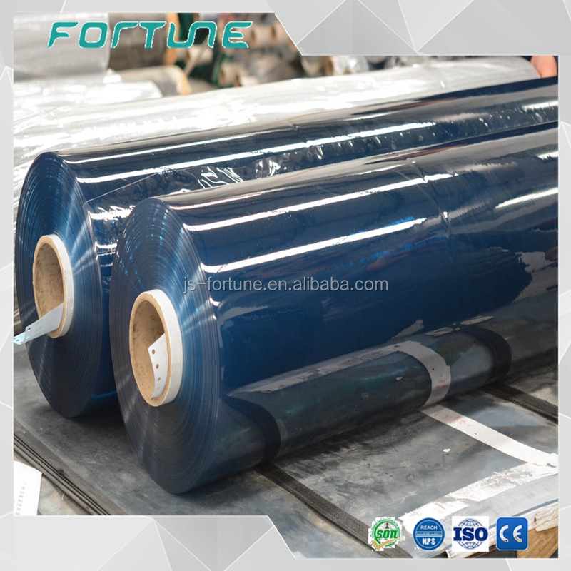 plastic film for greenhouse good quality and hot blue clear film