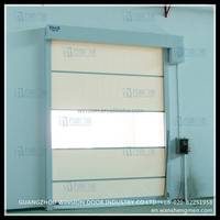 Automatic fast speed rolling made in China electric motor industrial steel design cheap exterior door
