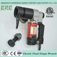 Digital Control electric torque wrenches for High Speed Rail Construction