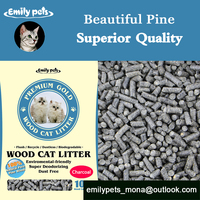 2015 Lovely Cat Products Organic Pine Kitty Sand
