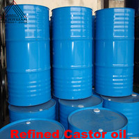 High Quality Refined Castor Oil made in China