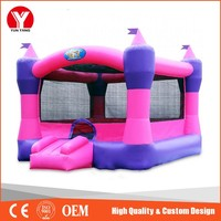 2016 Giant Outdoor Inflatable bouncer for kids, castle jumper 13x13