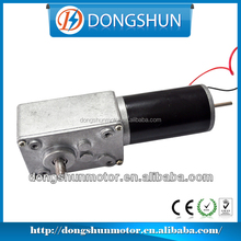 DS-58SW31ZY 58mm 24V worm drive dc gear motor with 8mm diameter shaft