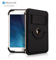 Handheld shockproof universal tablet leather case for ipad mini 4, universal tablet case for apple ipad mini4